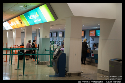 Aer Lingus check in