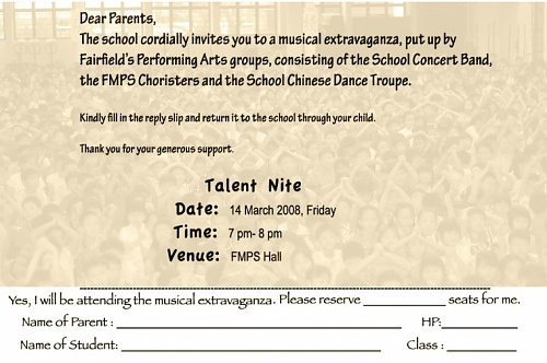 Concert invitation card idealstalist concert invitation card thecheapjerseys Image collections